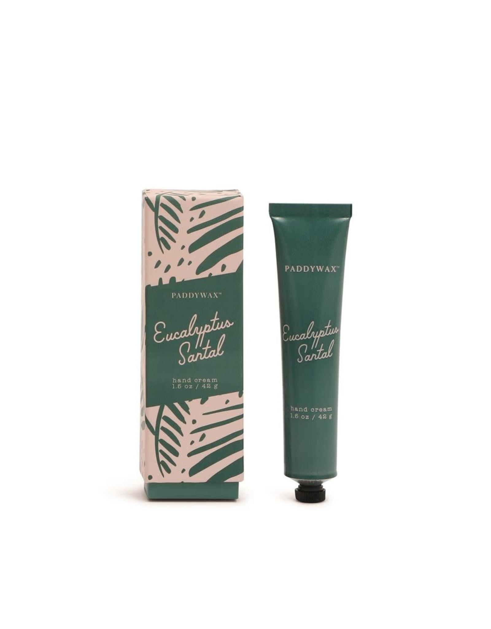 Hand Cream - Eucalyptus Santal
