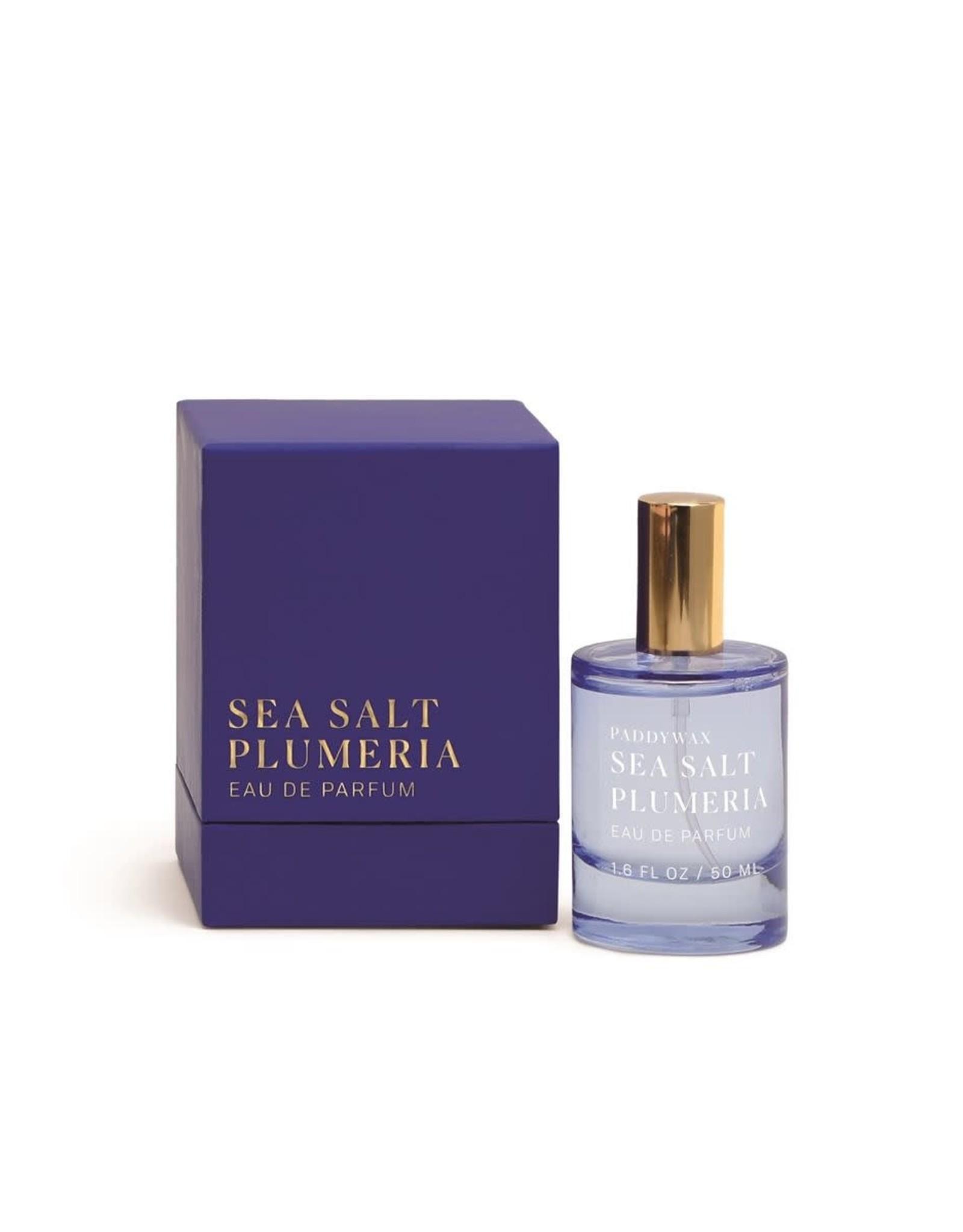 Sea Salt and Plumeria Perfume