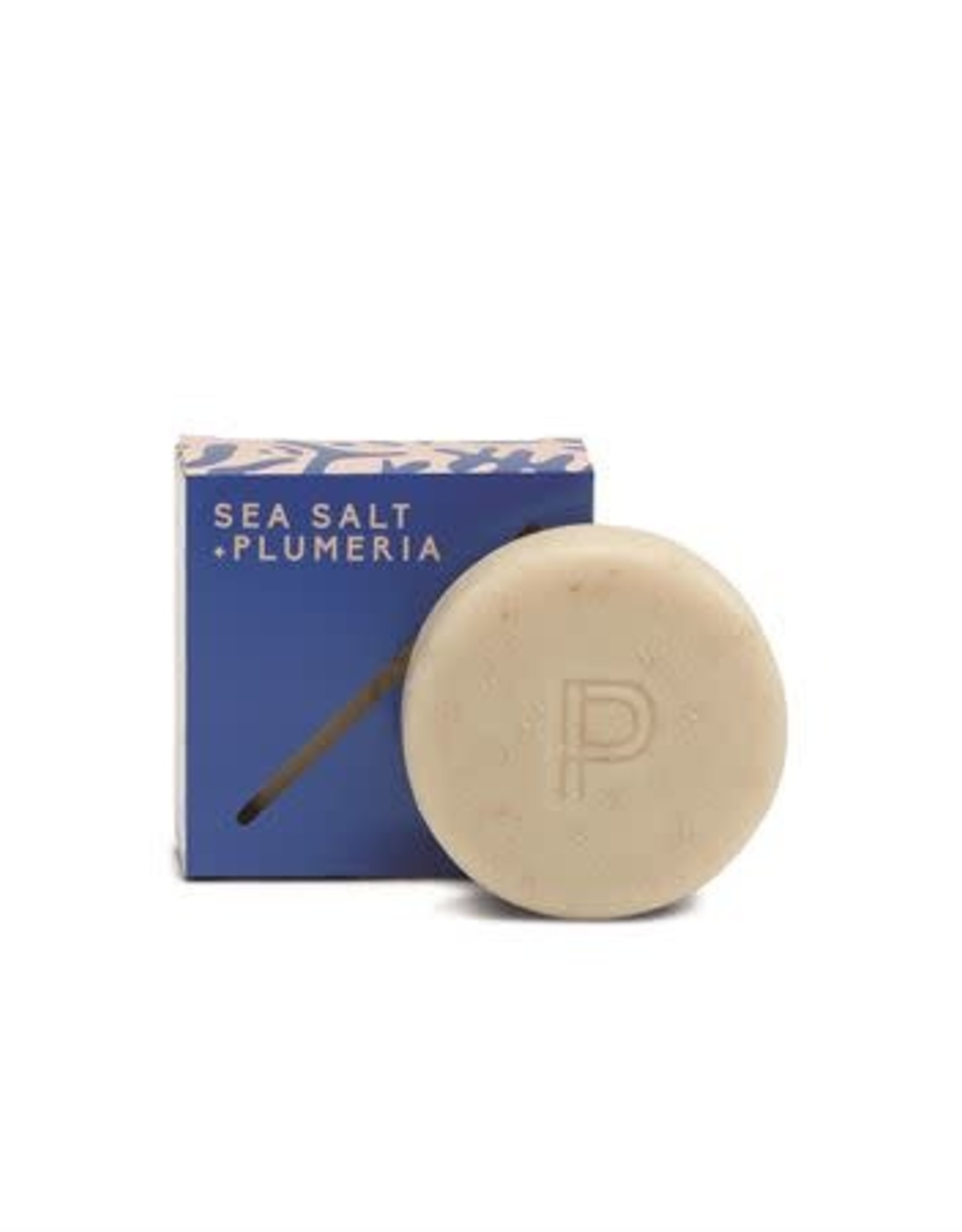 Soap Bar - Sea Salt Plumeria