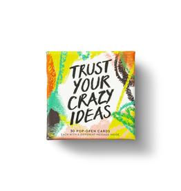 Trust Your Crazy Ideas Cards