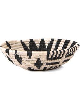 Small Black and White Fani Bowl
