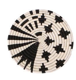 Black and White Fani Trivet