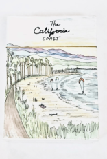 California Coast Playing Cards