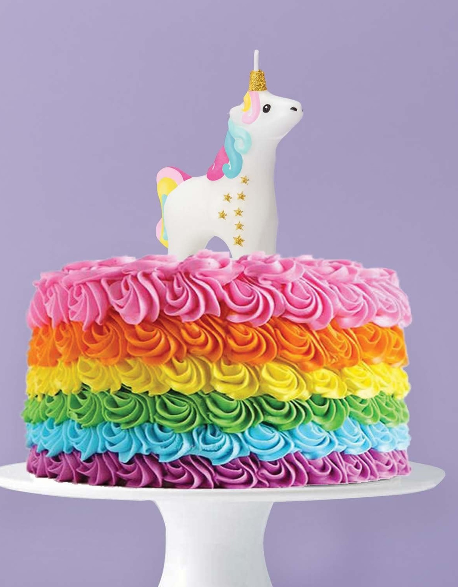 Wish Come True Unicorn Candle
