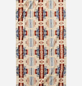 PENDLETON Chief Joseph Rosewood Oversized Towel