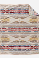 PENDLETON White Sands Jacquard Robe Blanket