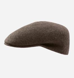 PENDLETON Cuffley Dark Tan Medium Wool Hat