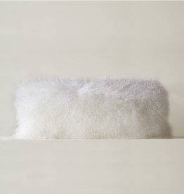 Mongolian Lamb Fur Pillows