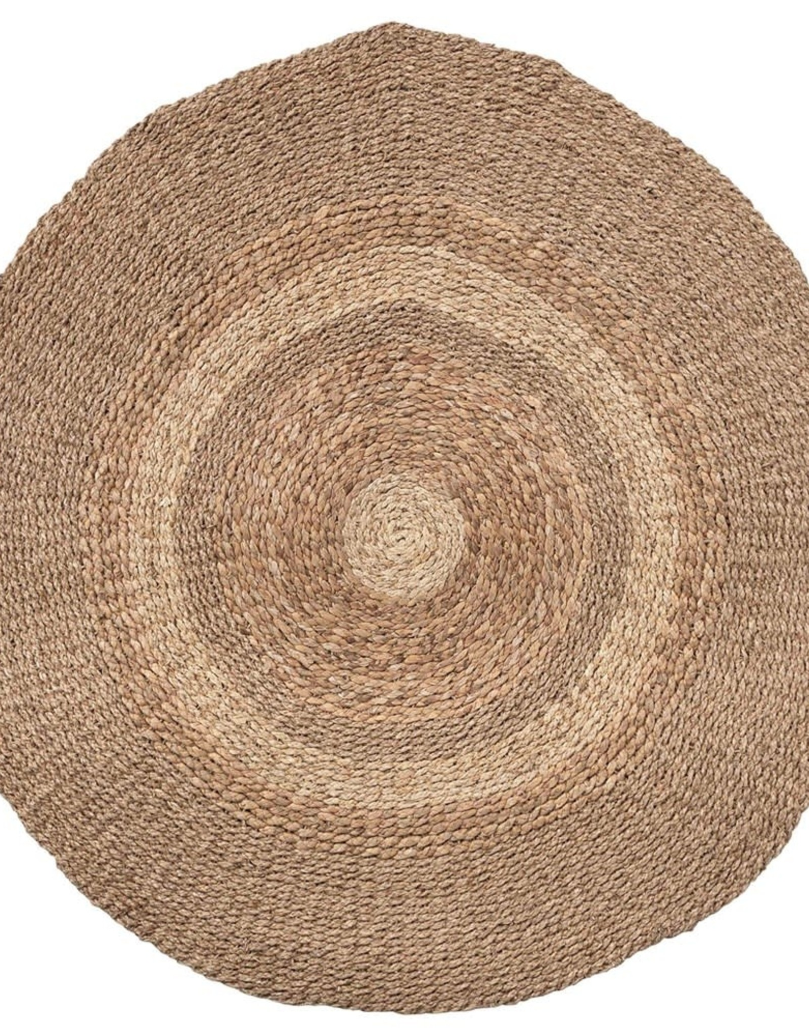 Seagrass and Water Hyacinth Rug