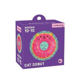 CHRONICLE YOYO ASSORTED CAT DONUT