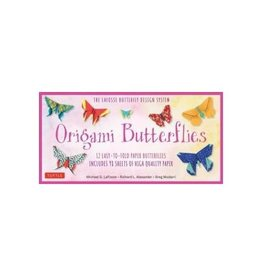 INGRAM PUBLISHER SERVICES INC ORIGAMI BUTTERFLIES