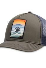 Olive Vortex Hat