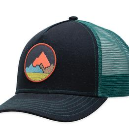 Black Spike Hat