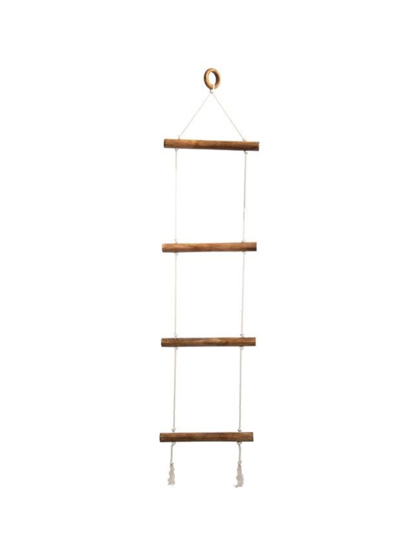 Macrame Hanging Ladder