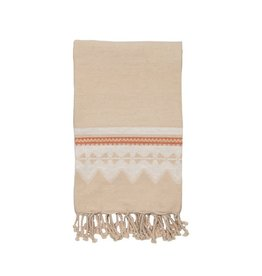 Terracotta Throw