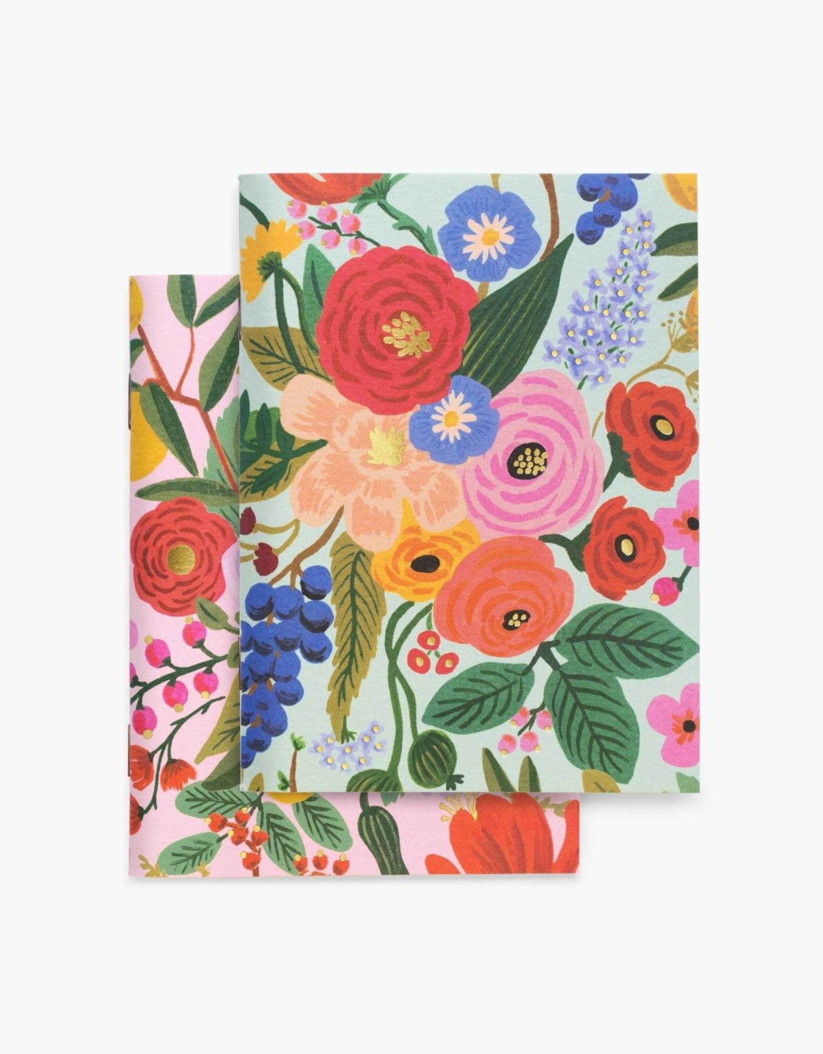 Set of 2 Pocket Notebooks - Garden Party