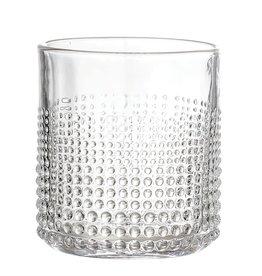 Mini Hobnail Drinking Glass