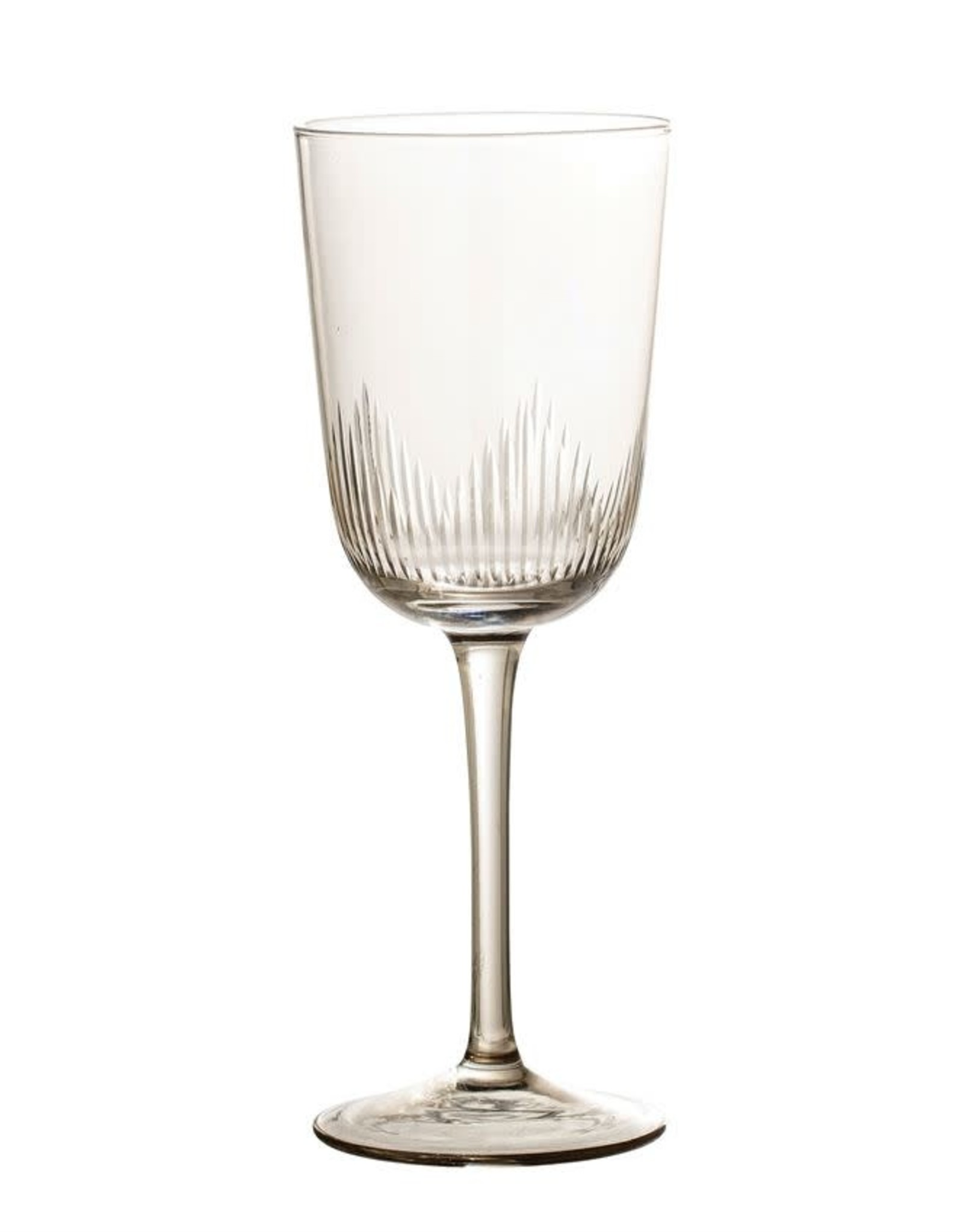 Smoke Wine Glass