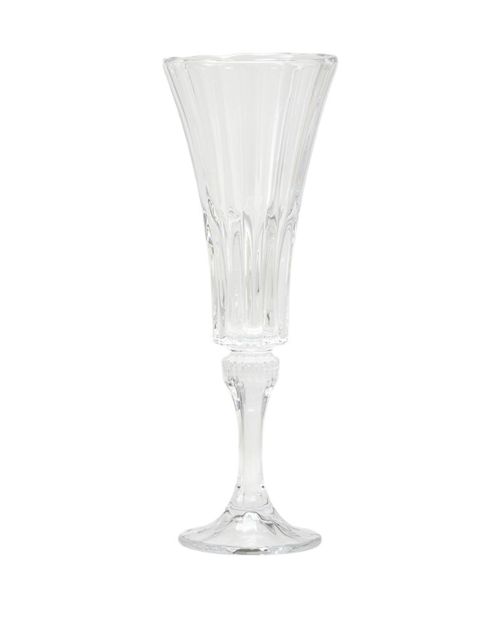 Manhattan Glass Champagne Flute