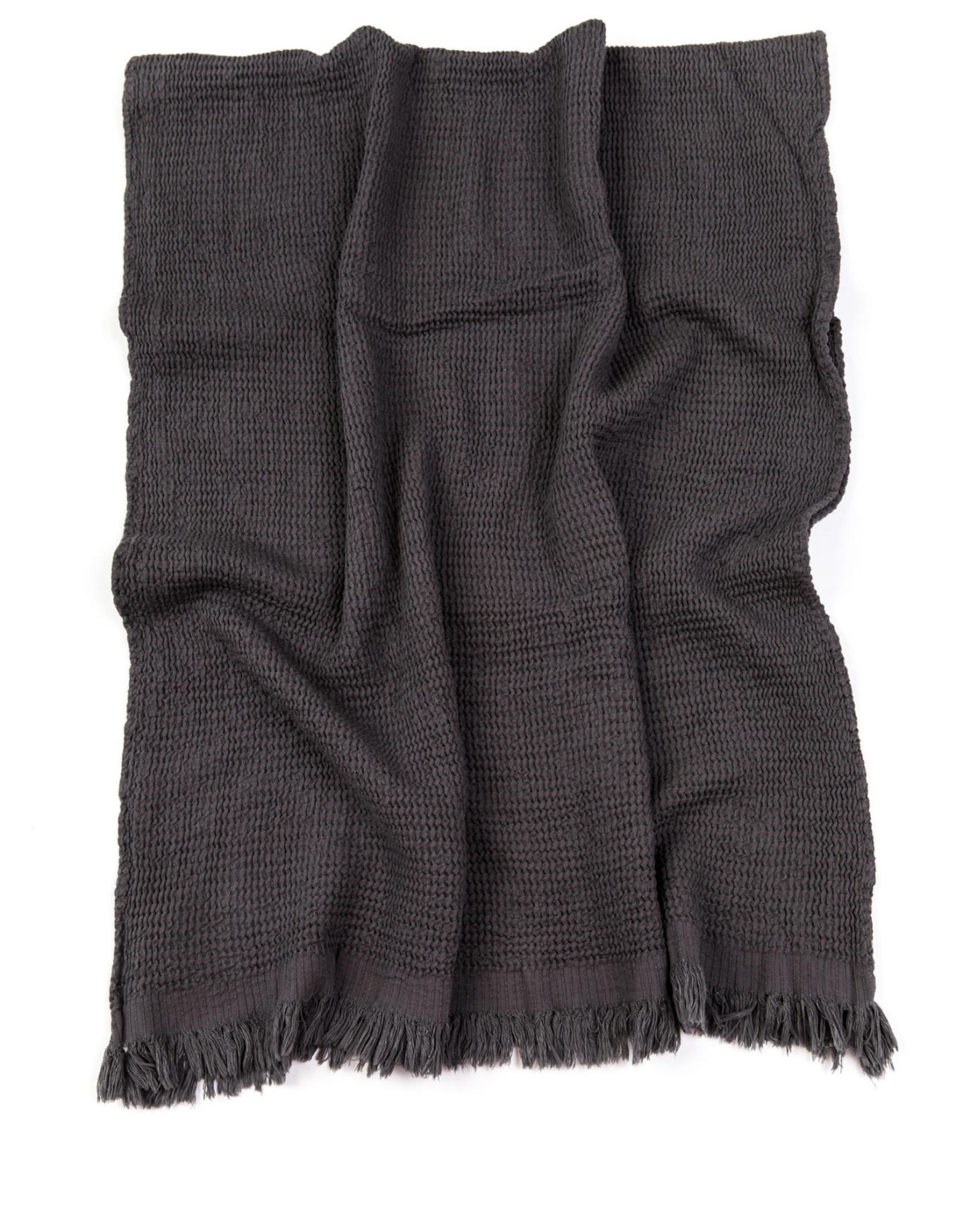 Ella Waffle Weave Turkish Towel