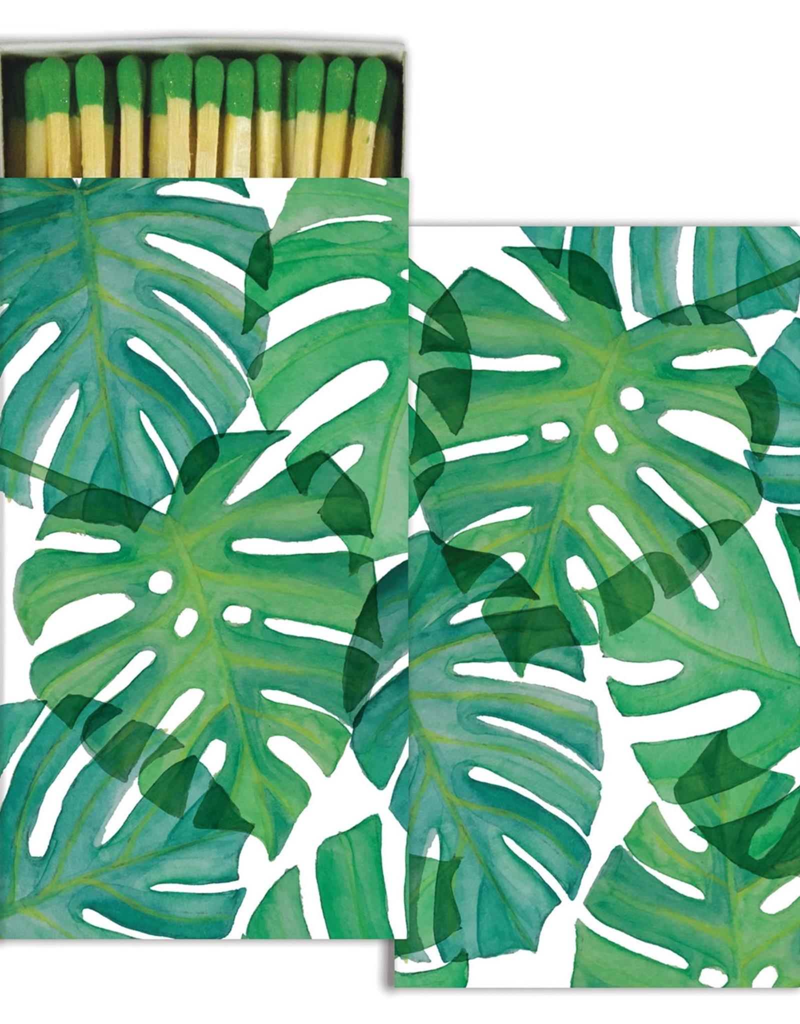 Monstera Leaf Matches