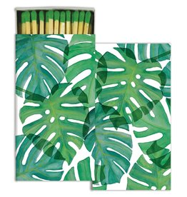Monstera Leaf Matches