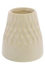 White Diamond Margot Vase