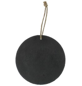 Round Hanging Chalkboard