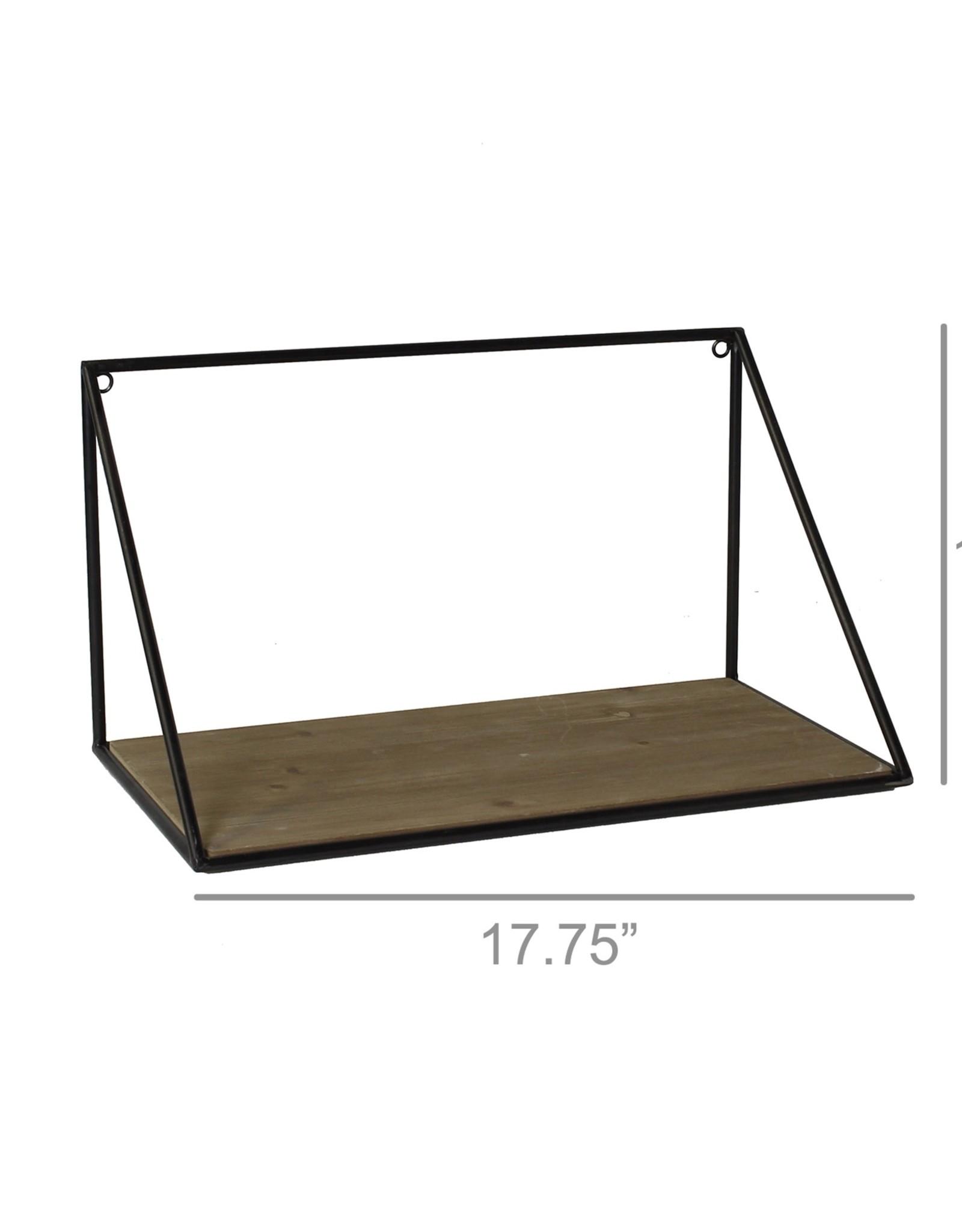 Small Wood and Iron Hull Shelf