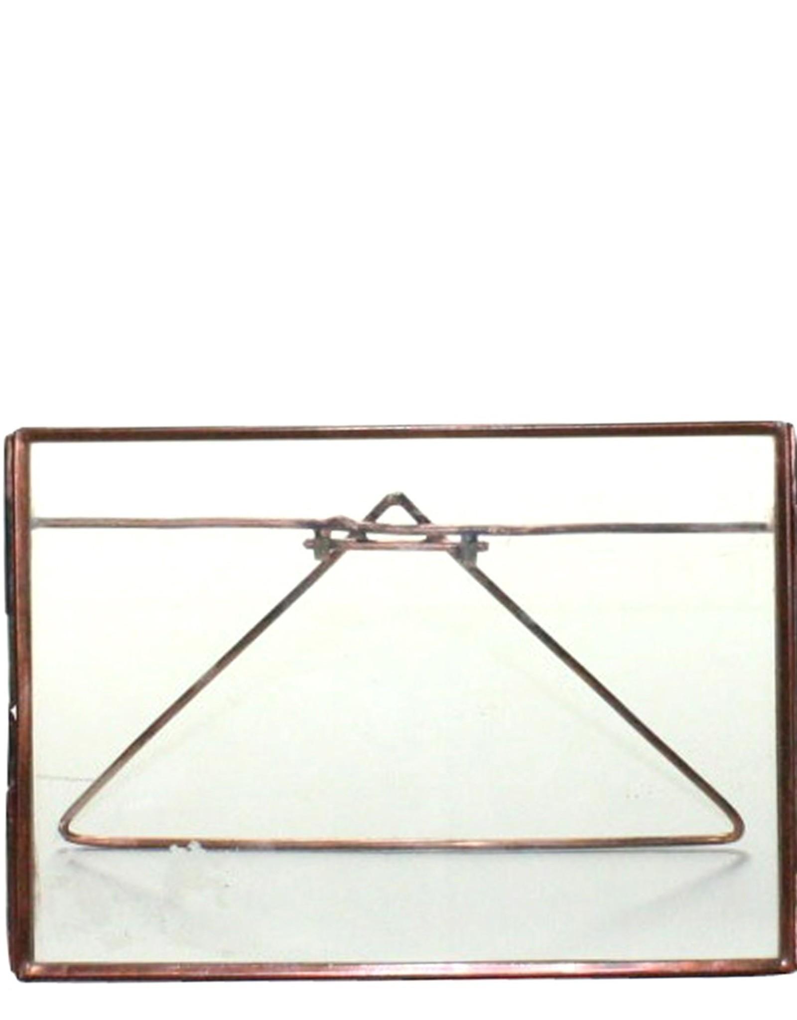 Horizontal 5 x 7 Copper Frame
