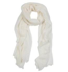Williamsburg Scarf - Ivory