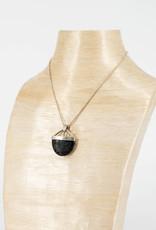 CATLIN BLAIR HARVEY Amulet Stone Necklace