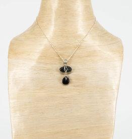 CATLIN BLAIR HARVEY Petite Stones Bound Earth Necklace