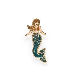 Enamel Pin - Mermaid