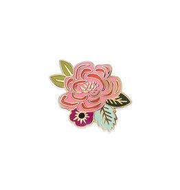 Enamel Pin - Juliet Rose
