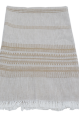 Wheat Stripe Dishtowel