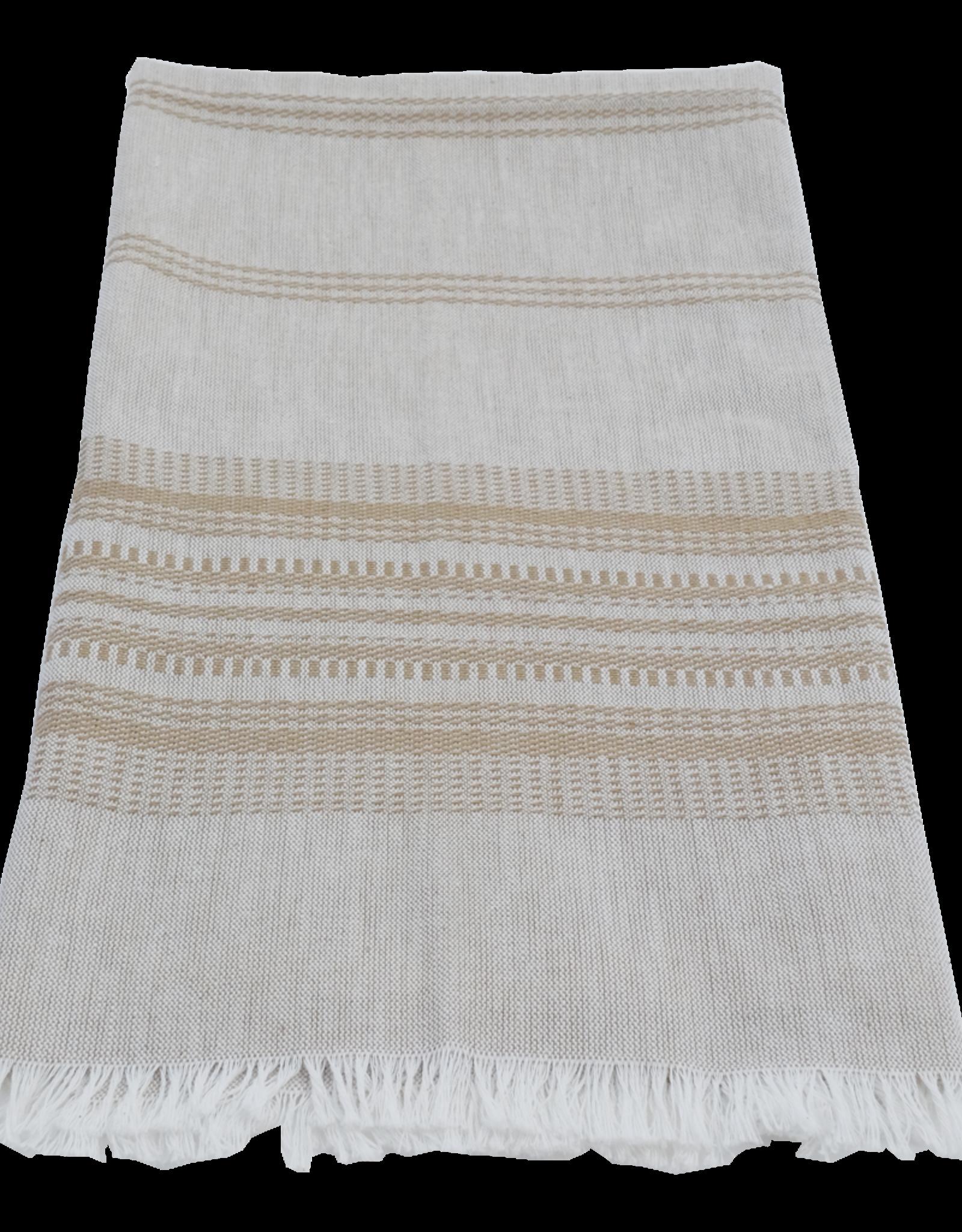 Wheat Stripe Dishtowel