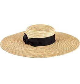 SAN DIEGO HAT Wheat Straw Wide Brim Boater