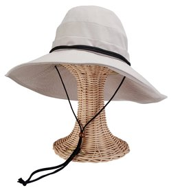 SAN DIEGO HAT Active Sunbrim Hat - Tan