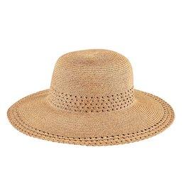 SAN DIEGO HAT Open Weave Sun Hat