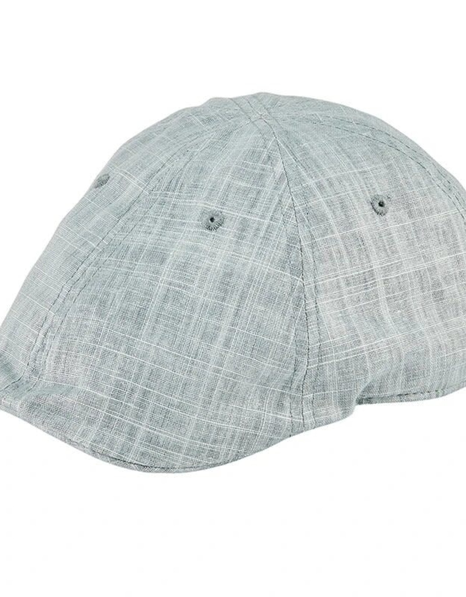 SAN DIEGO HAT Cut & Sew Fitted Driver - Light Blue