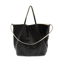 JOY SUSAN Riley Tote - Black