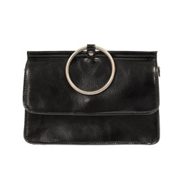 JOY SUSAN Aria Ring Bag - Black