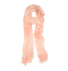 JOY SUSAN Striped Scarf