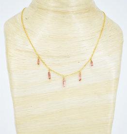 TREE MYRIAH Tourmaline Necklace