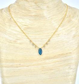 TREE MYRIAH Kyanite Necklace