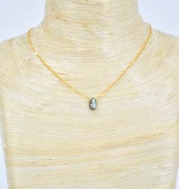 TREE MYRIAH Labradorite Necklace