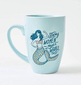 Strong Women Make Waves - Mug