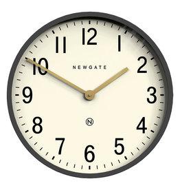 NEWGATE CLOCKS Mr Edwards - Matte Blizzard Grey