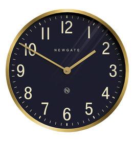 NEWGATE CLOCKS Mr Edwards - Radial Brass